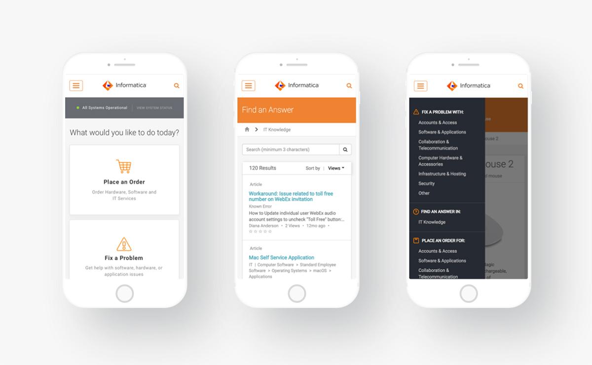 Service Portal servicenow widgets examples international io fundamentals announcements designer self service employee user experience