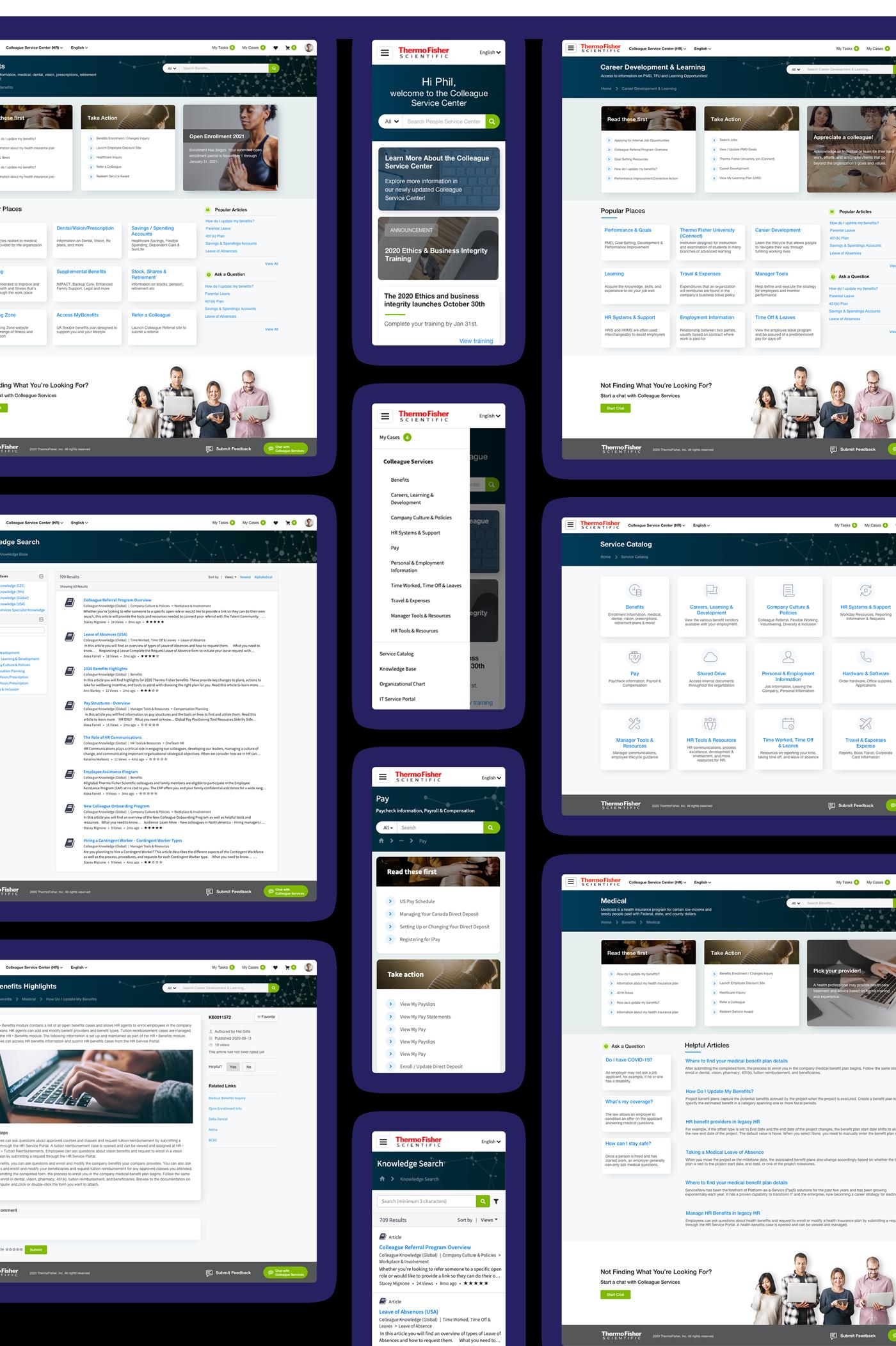 servicenow service portal