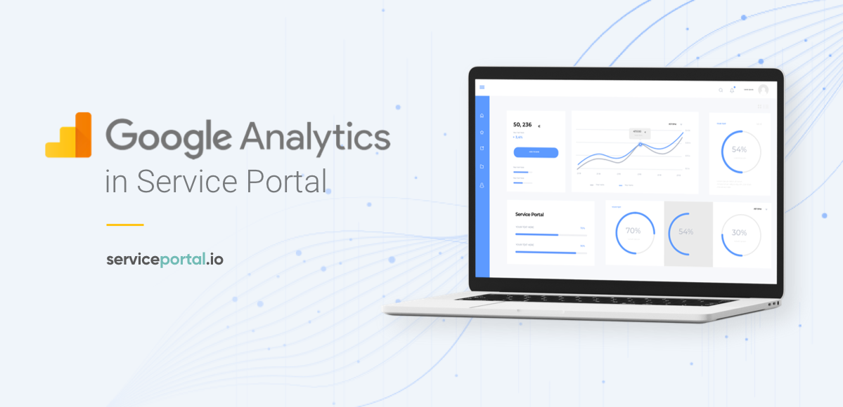 google-analytics-in-serviceportal-servicenow